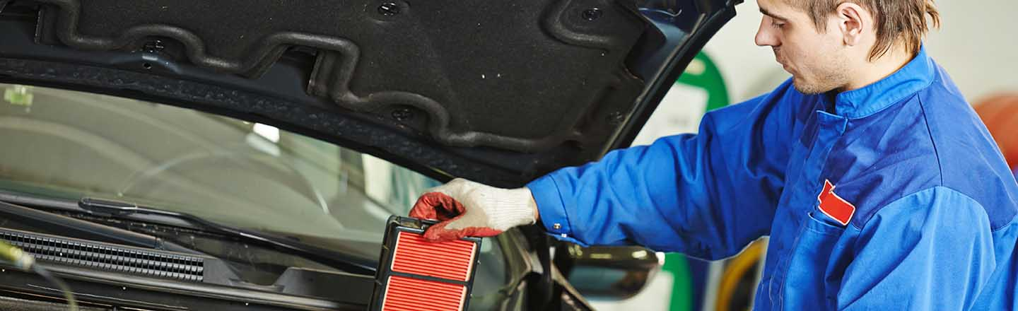 Professional Engine Air Filter Services In Lexington, Kentucky