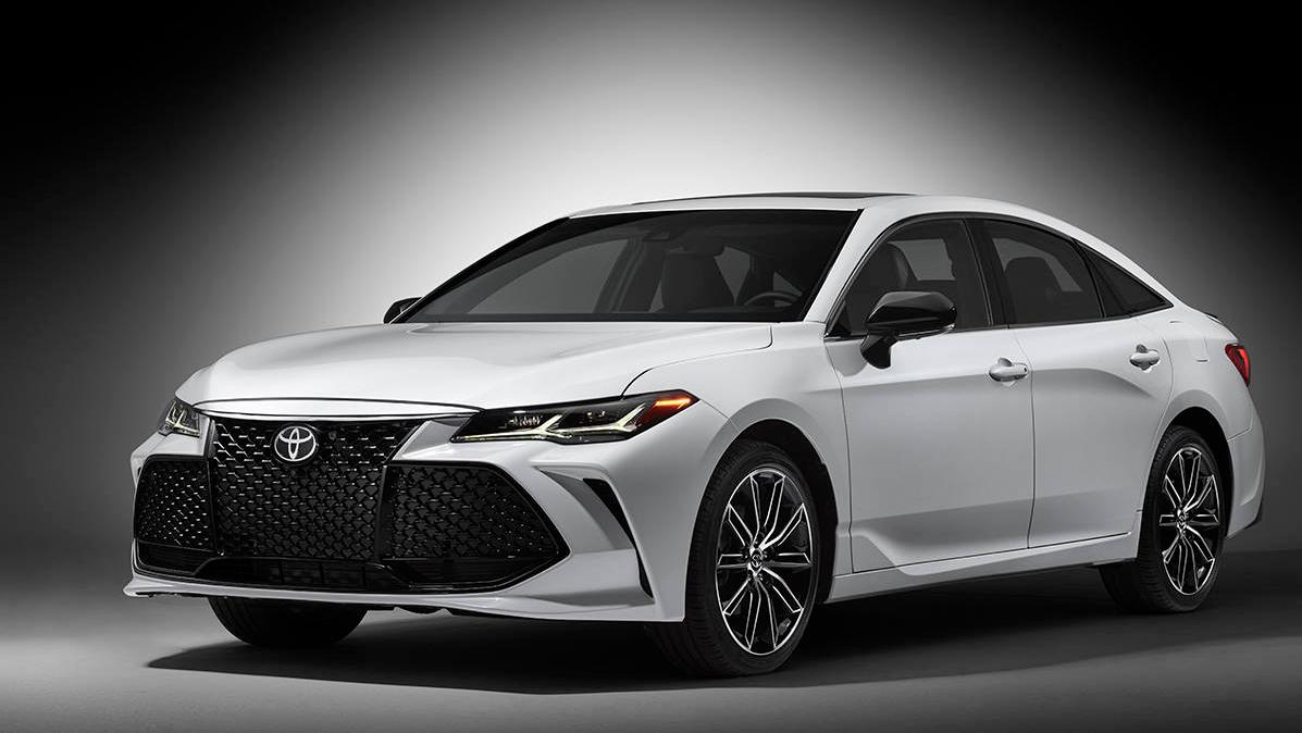 New 2019 Toyota Avalon in Covington LA
