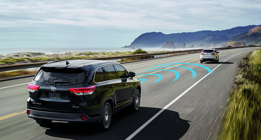 Safety Features and Technology of the 2019 Toyota Highlander