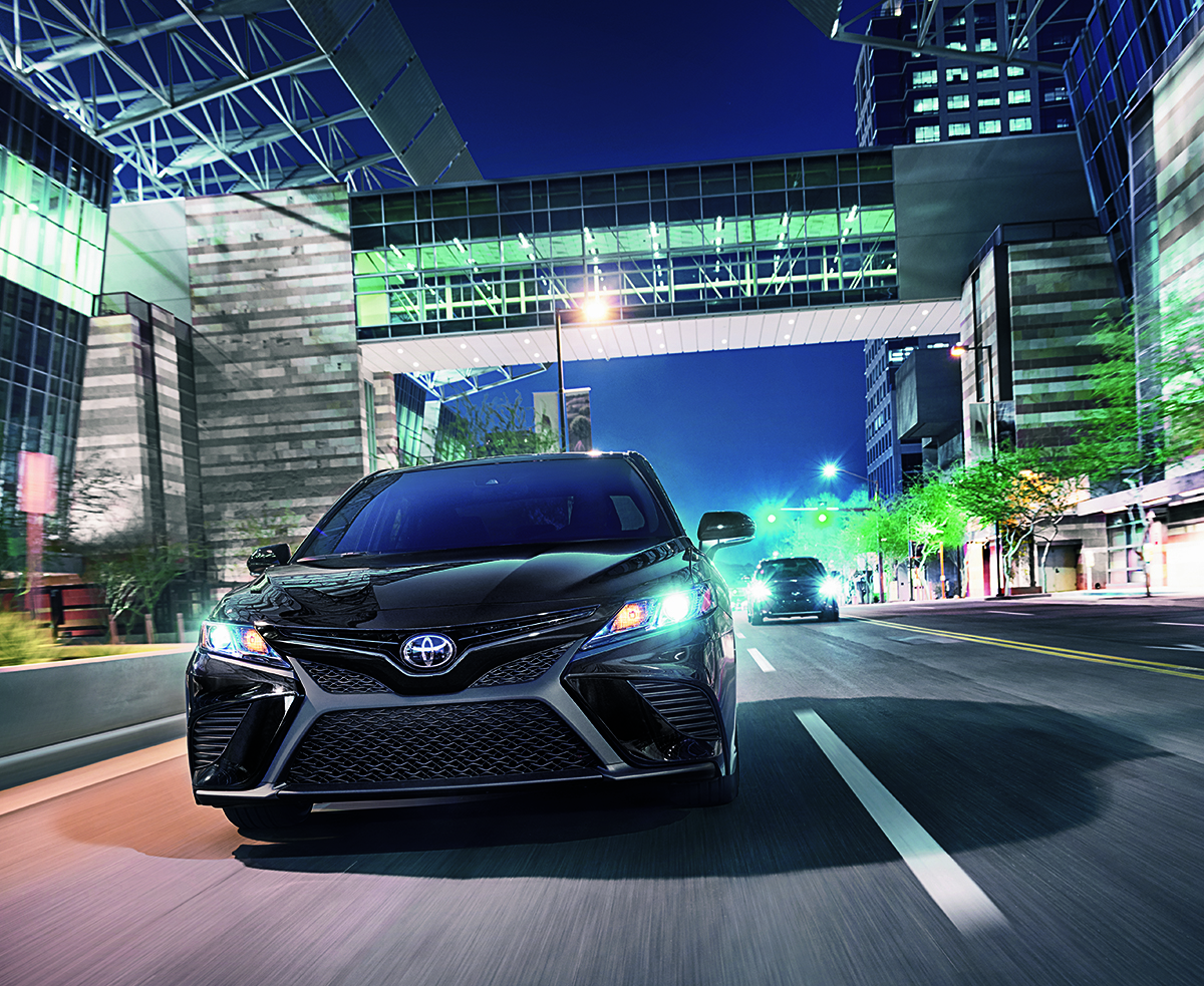 Trim Levels of the 2019 Toyota Camry