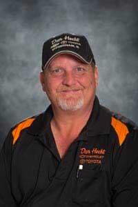 Bill  Goeckner Bio Image