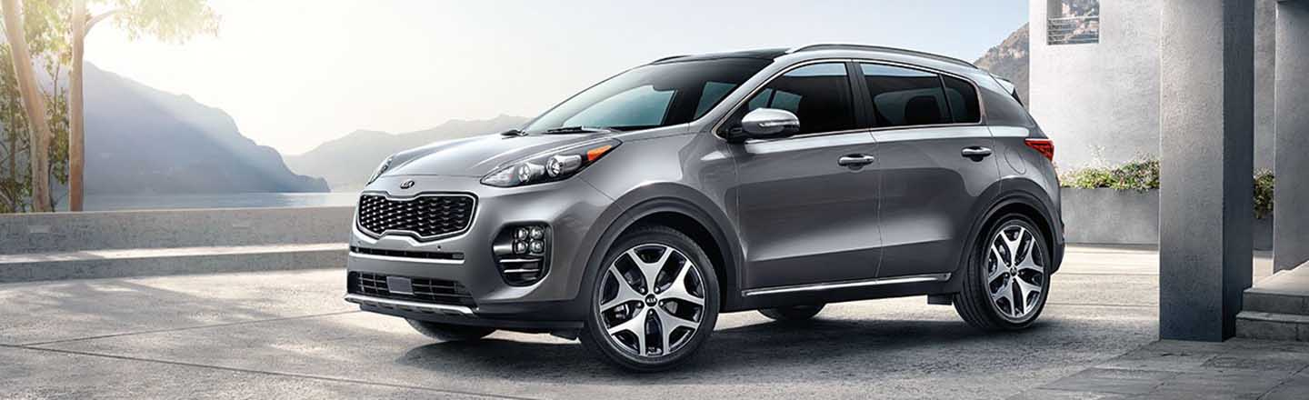 2019 Kia Sportage Available At Weston Kia
