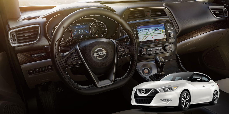 2018 Nissan Maxima for sale near Collegedale, GA