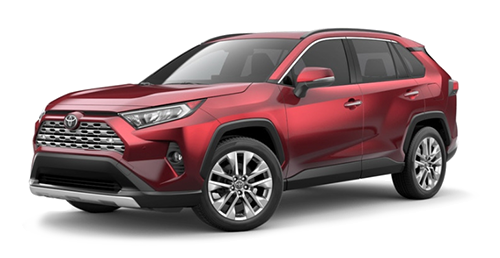 2019 Toyota Rav4 Trims