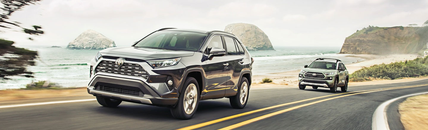 The New 2019 Toyota Rav4 is Ready for Your Next Adventure