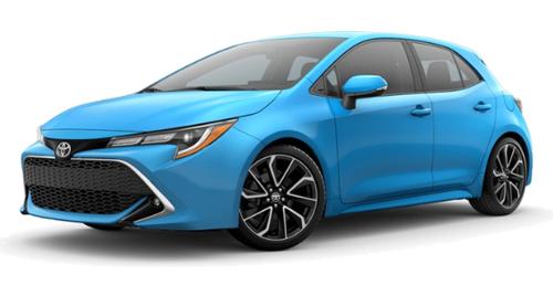 2019 Toyota Corolla Hatchback Trims