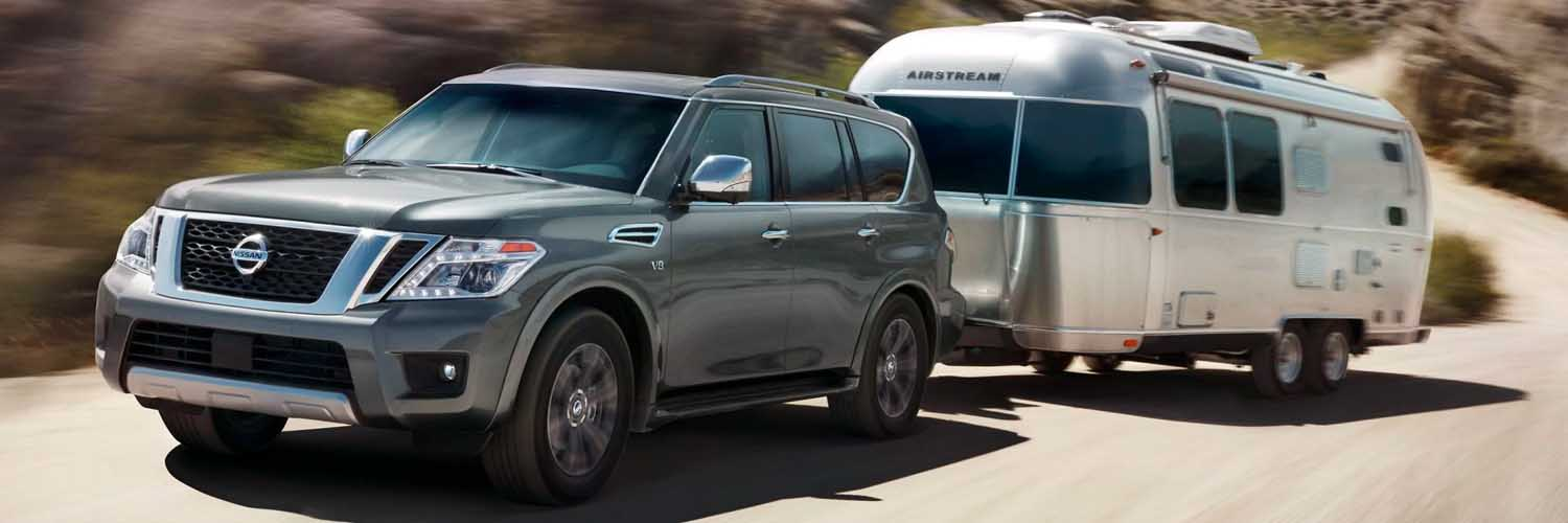Discover The Features Of The 2019 Armada At MTN View Nissan Of Dalton