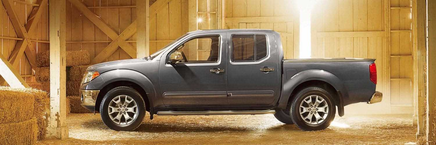 Discover The Smart 2019 Nissan Frontier At Mtn View Nissan Of Dalton