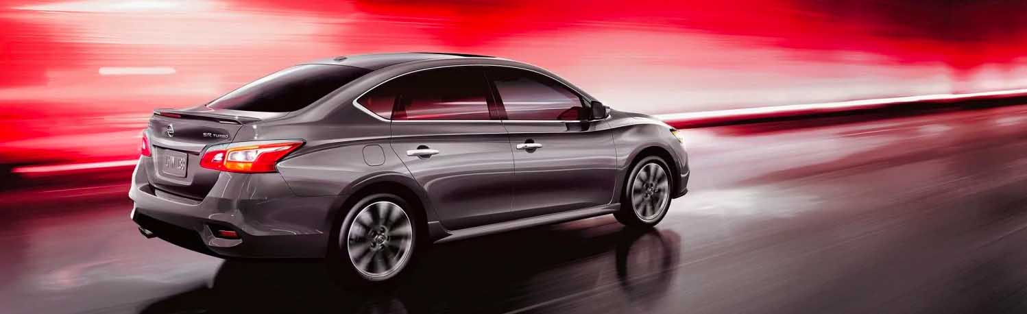 Discover The 2019 Nissan Sentra At Mountain View Nissan of Dalton