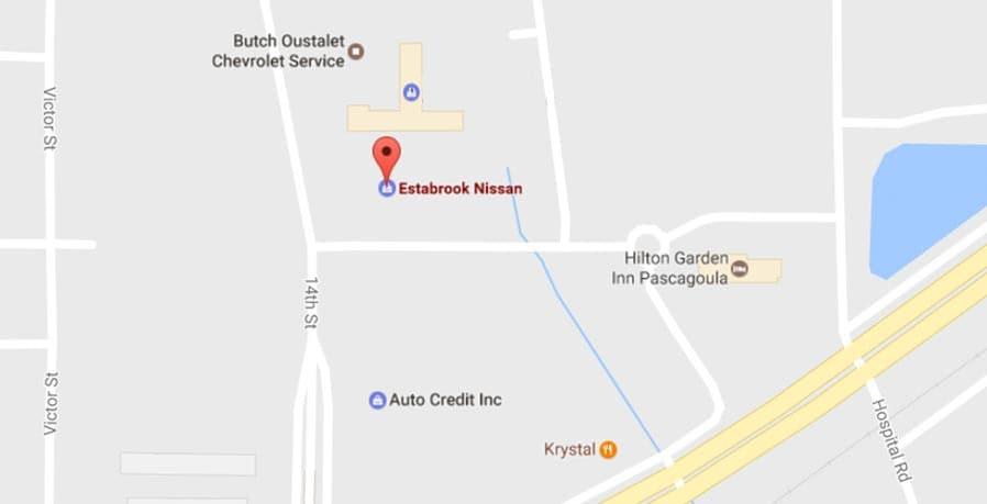 Estabrook Nissan | Nissan Dealership in Pascagoula, MS