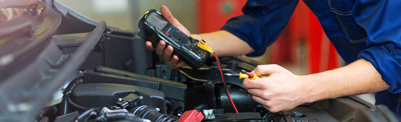 Car Battery Service in Covington near Hammond, Louisiana