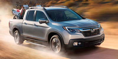 Research New Honda Ridgeline