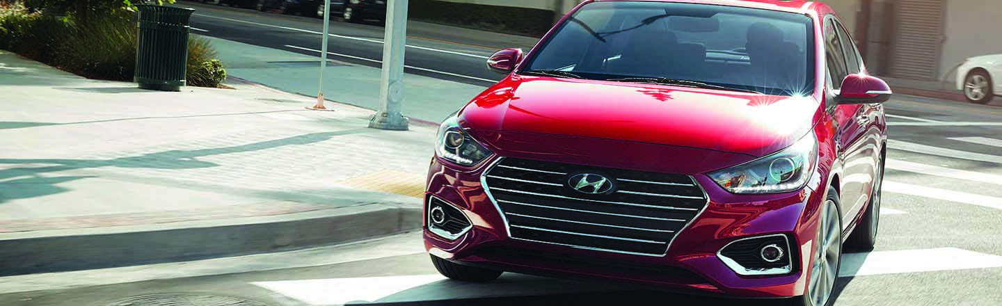 2019 Hyundai Accent Sedans For Sale In Covington, LA Near Hammond