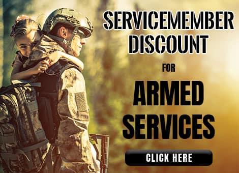 Curbside Motors Service member discount