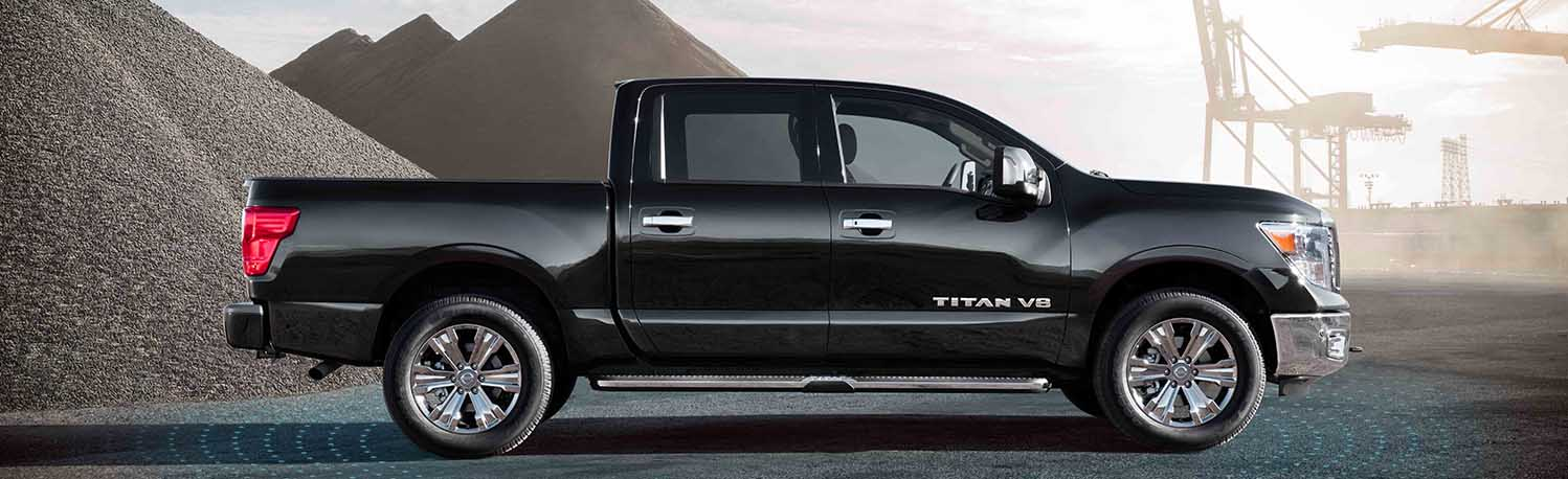 2019 Nissan Titan For Sale Near Lyons and Hazlehurst