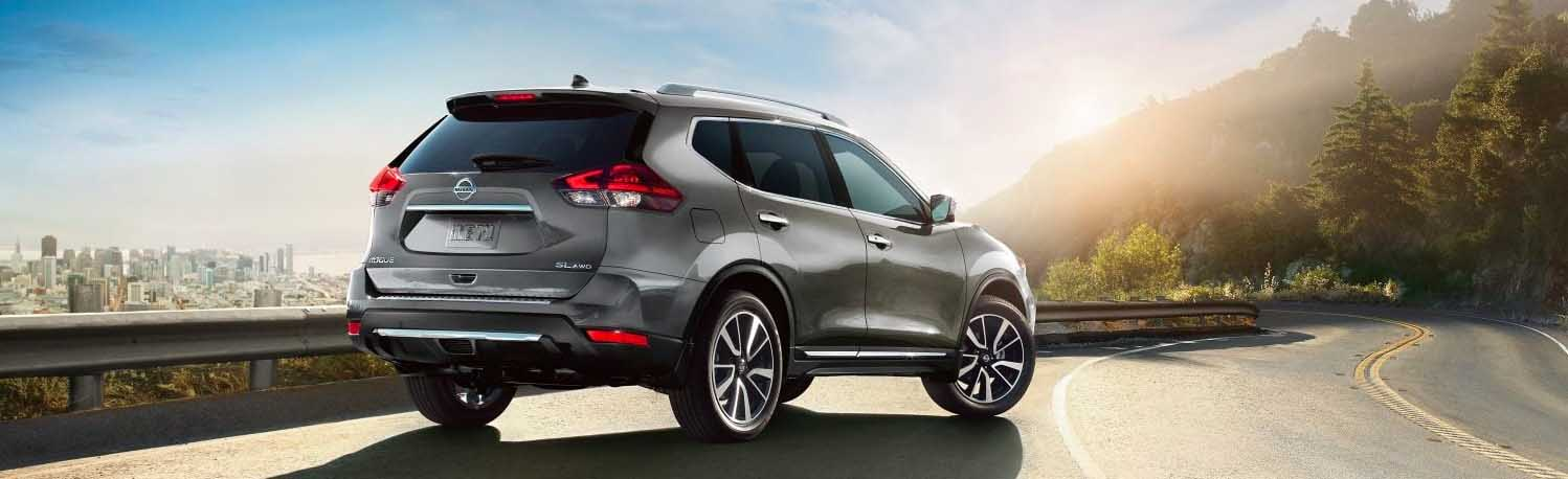 2019 Nissan Rogue Near Lyons and Hazlehurst