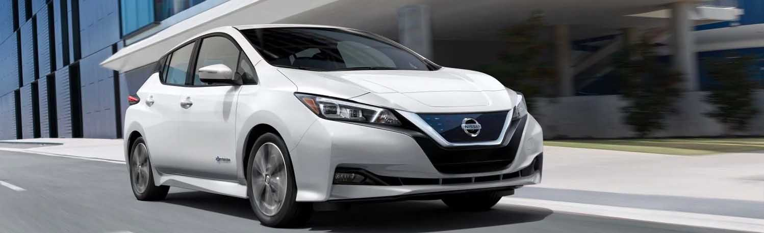 2019 Nissan LEAF® Near Lyons and Hazlehurst