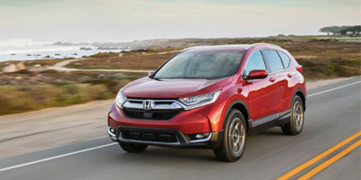 Research New Honda CR-V