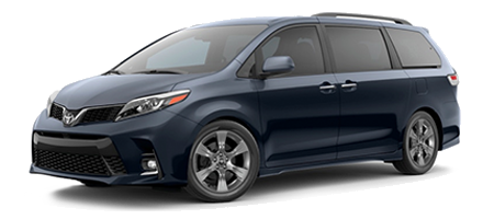 Mike Johnson Hickory Toyota | 2019 Sienna