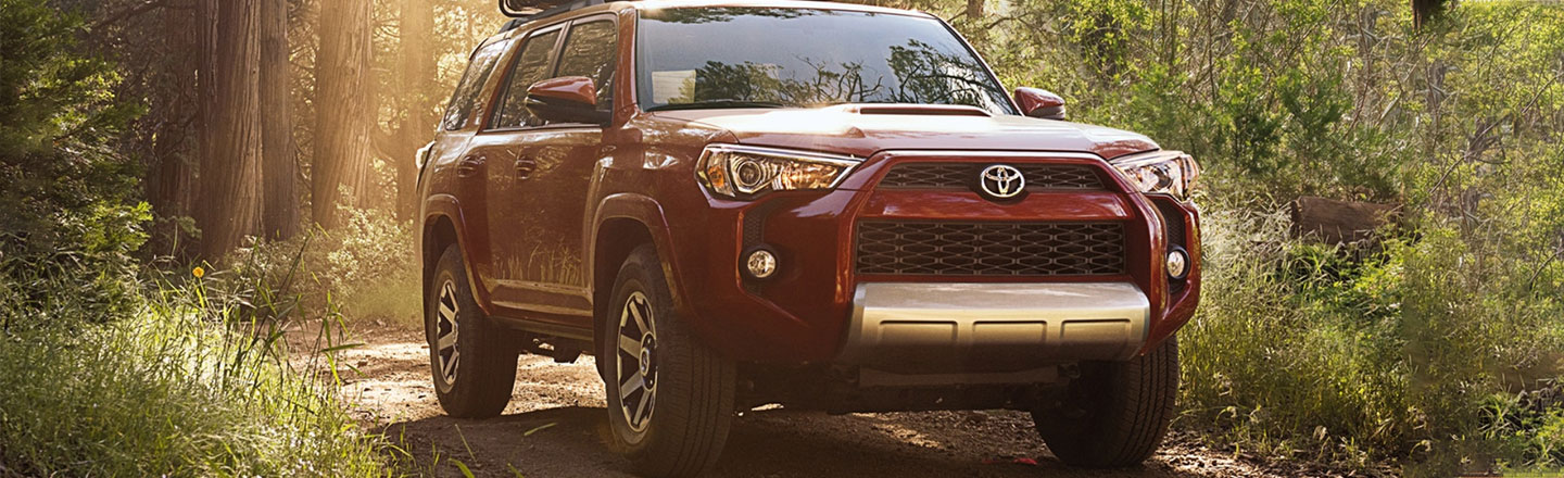 New 2019 Toyota 4Runners Are Now Available At Motorcars Toyota