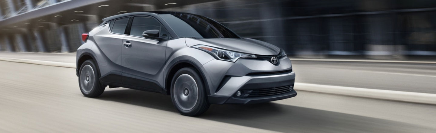 Exciting New Toyota C-HR SUV/Crossover At Motorcars Toyota