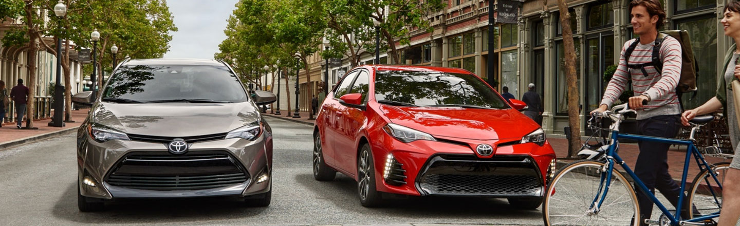 Check Out The New 2019 Toyota Corolla At Motorcars Toyota