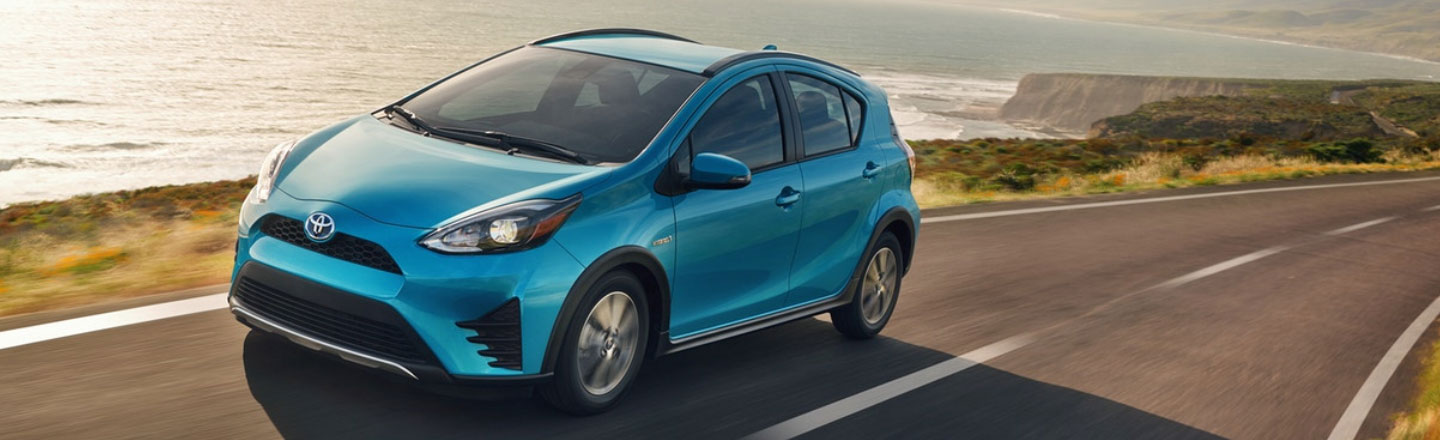 Discover The All-New Prius C Hybrid At Motorcars Toyota