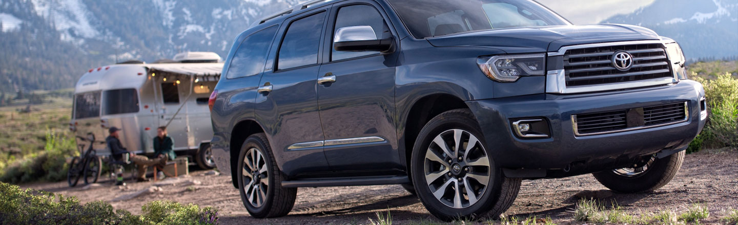 See All The New Features Of The Toyota Sequoia Crossover In Cleveland