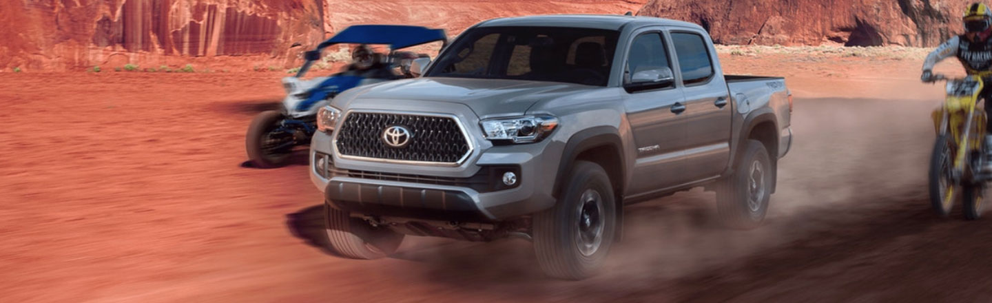 Discover The 2019 Toyota Tacoma Now Available At Motorcars Toyota