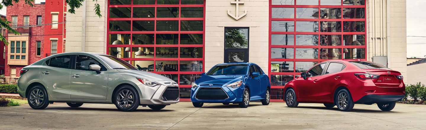 See The New Toyota Yaris At Motorcars Toyota In Cleveland, OH