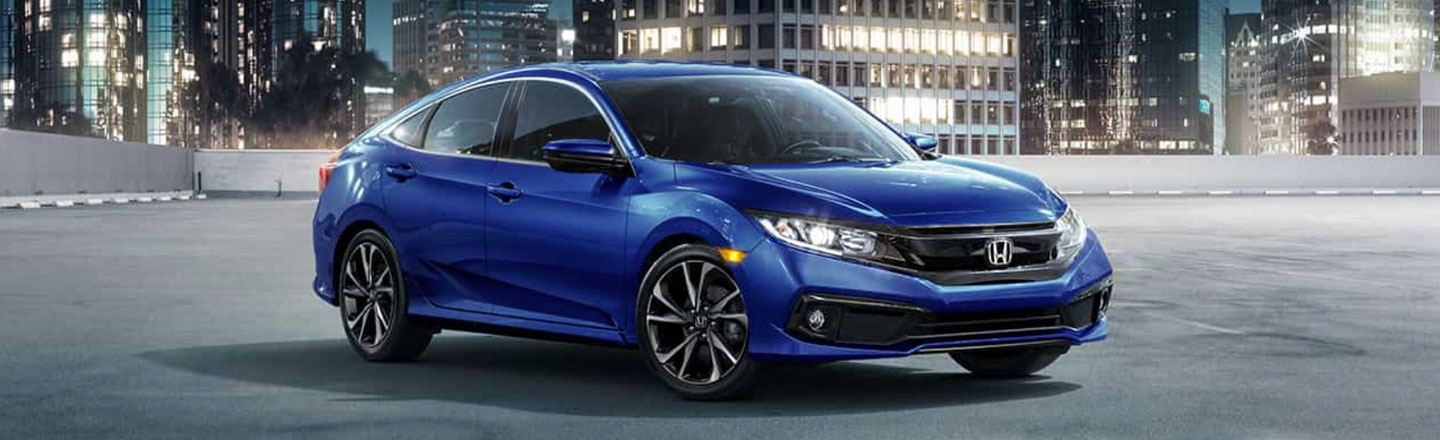 See The 2019 Honda Civic Sedan In Cleveland Heights, OH