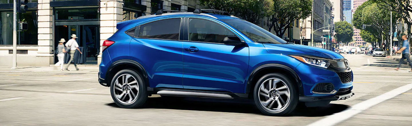 Explore The New 2019 Honda HR-V Crossover At Motorcars Honda Today
