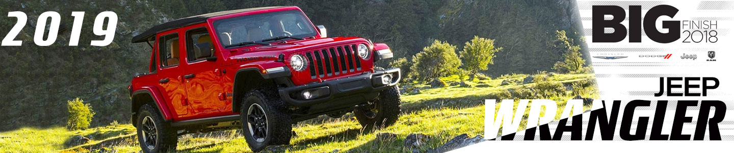 2019 Jeep Wrangler For Sale Near Chattanooga, GA at Mtn. View CDJR