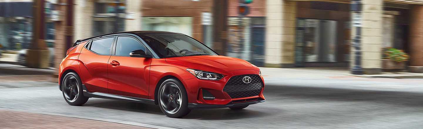 Experience the New 2019 Hyundai Veloster near Lee's Summit, MO