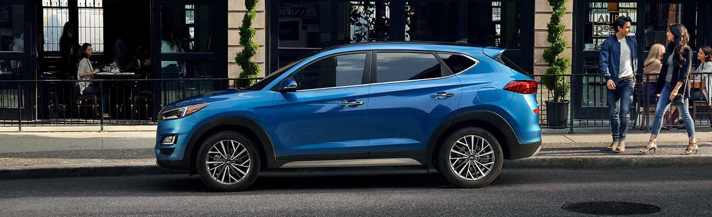 Come see the 2019 Hyundai Tucson near Kansas City, MO