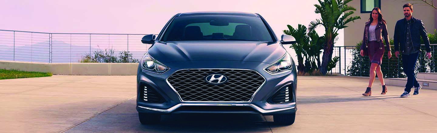 The 2019 Hyundai Sonata is Ready to go near Lee's Summit, MO