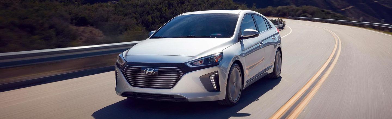 Explore the new 2019 Hyundai Ioniq Hybrid near Kansas City, MO!