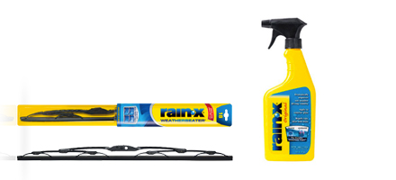 WIPERS & RAINX