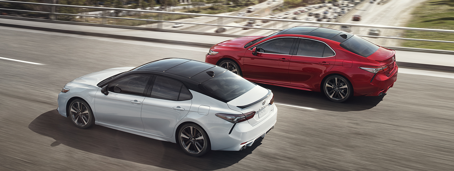 Trim Levels in the 2019 Toyota Camry