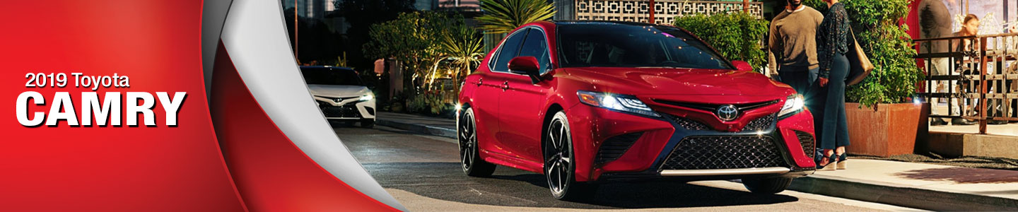 Schedule A Test Drive Of The New 2019 Toyota Camry At Team One Toyota!