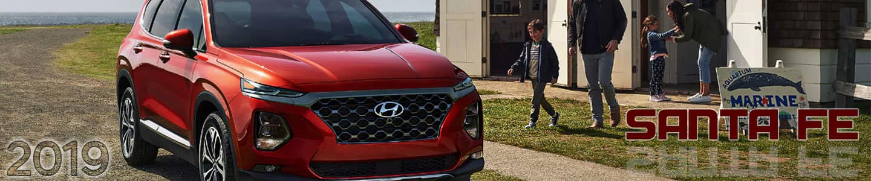 McCarthy Olathe Hyundai 2019 Santa Fe