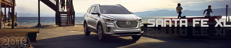 McCarthy Olathe Hyundai 2019 Santa Fe XL