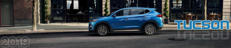 McCarthy Olathe Hyundai 2019 Tucson