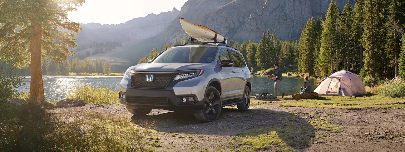 2019 Honda Passport Trim Levels near Bay Ridge New York