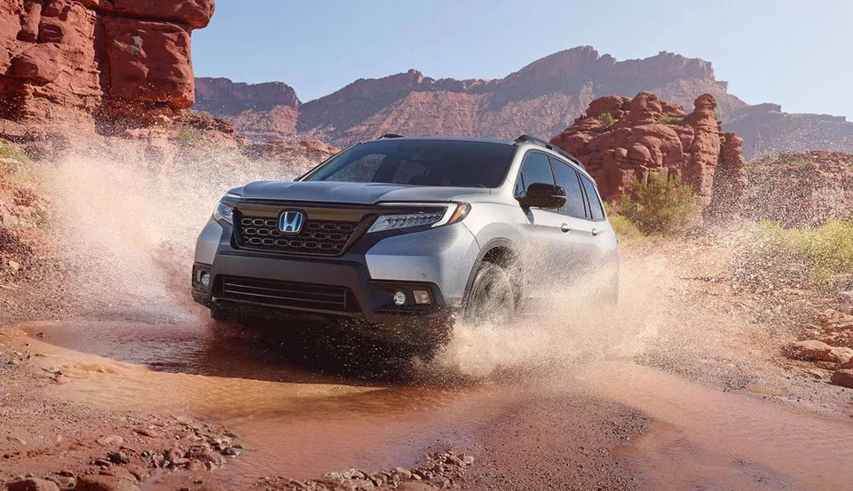 2019 Honda Passport near Queens New York