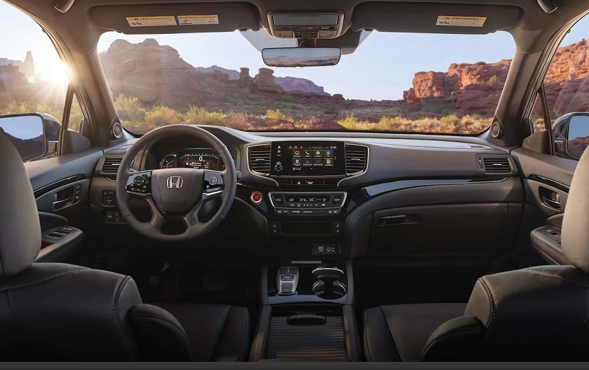 Queens NY - 2019 Honda Passport's Interior