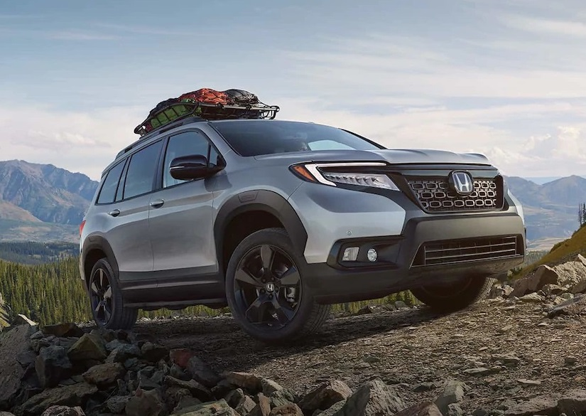 Queens NY - 2019 Honda Passport's Exterior