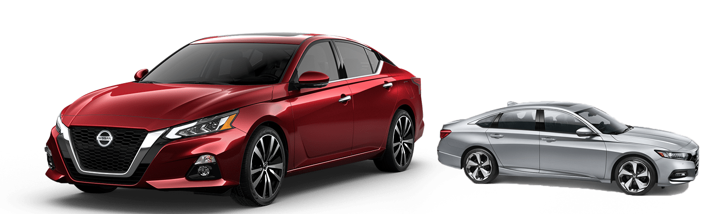Hubler Nissan 2019 Nissan Altima vs Accord