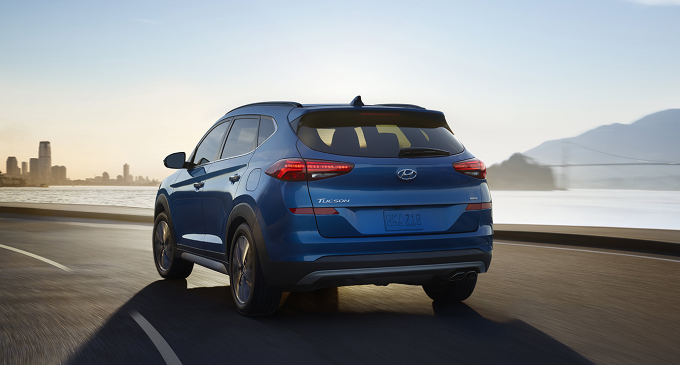 Trim Levels of the 2019 Hyundai Tucson