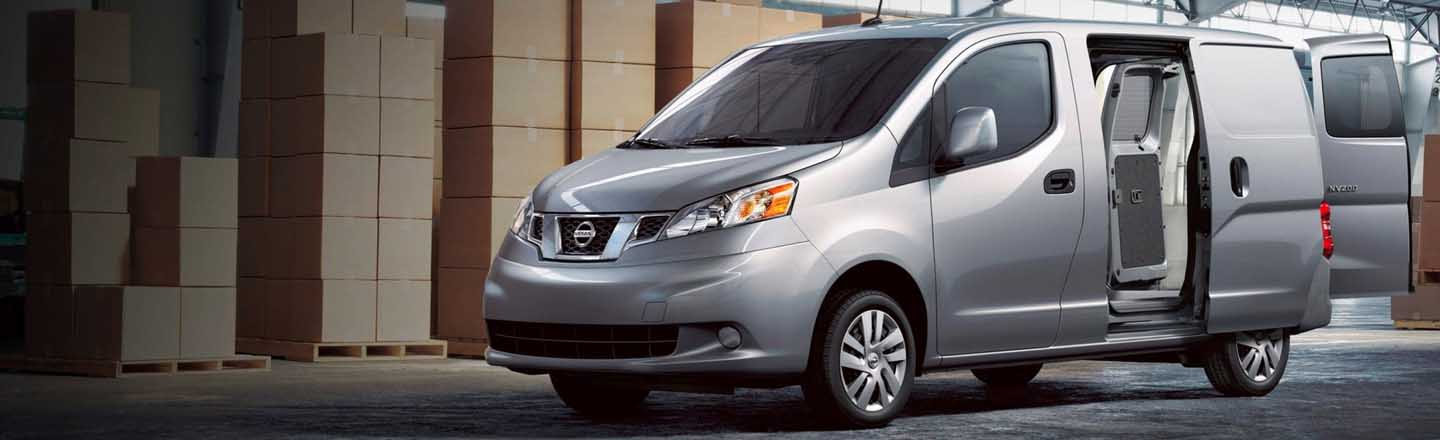 2019 Nissan NV200 Compact for sale near Akron, OH